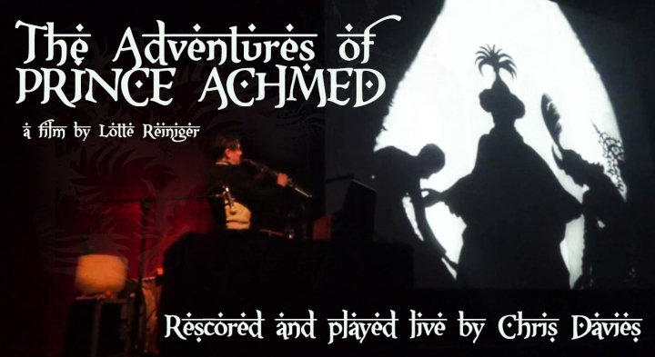 prince achmed flyer copy